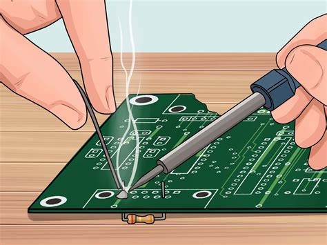 wire for electronics how to solder electronics with pictures wikihow
