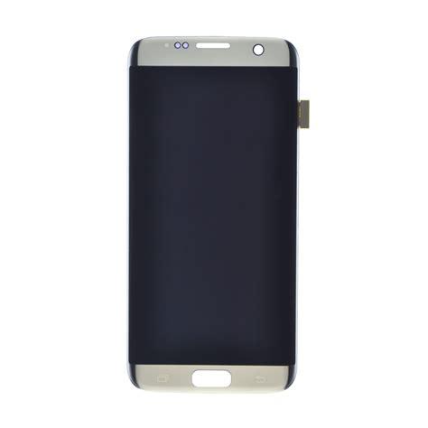 Lcd Samsung S7 Edge samsung galaxy s7 edge silver lcd screen and digitizer