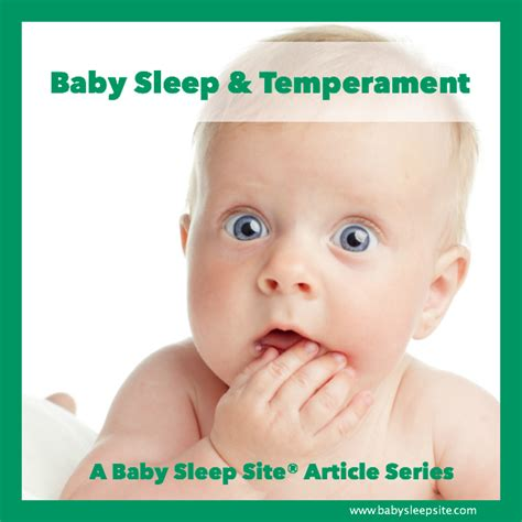 How To Get Baby To Sleep In The Crib Baby Temperament And Sleep Series Part 1 The Baby Sleep Site Baby Toddler Sleep Consultants
