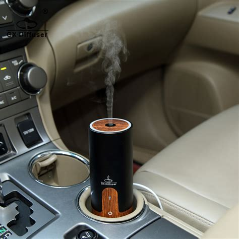 Promo Car Vehicle Usb Aromatherapy Humidifier Termurah usb car air humidifier mini essential diffuser ultrasonic aroma diffuser difusor de aroma