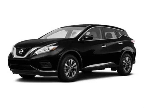 nissan suv back 2017 nissan murano suv chaign