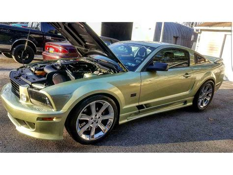 saleen for sale in 2005 ford mustang saleen for sale classiccars cc