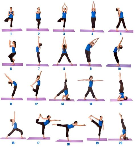imagenes de yoga para bajar de peso yoga poses for beginners yoga exercices et m 233 ditation