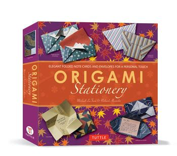 Origami Stationery - origamido origami stationery