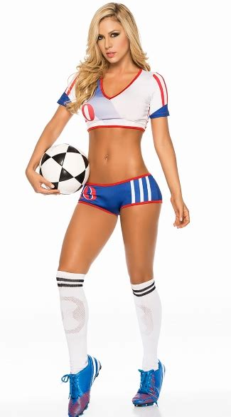 us soccer player usa soccer player costume united states soccer costume