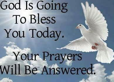 God Is Going To Bless You Quotes