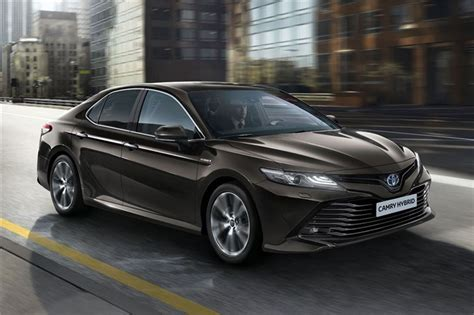 2019 All Toyota Camry by Toyota Camry 2019 Car Review Honest