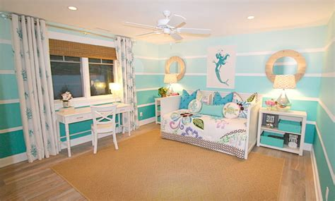 Ocean Themed Home Decor by Mermaid Bedroom