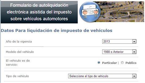 impuestos vehiculos cundinamarca newhairstylesformen2014com impuesto vehiculos cundinamarca 2013 impuesto vehicular