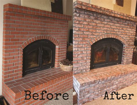 1000 ideas about brick fireplaces on