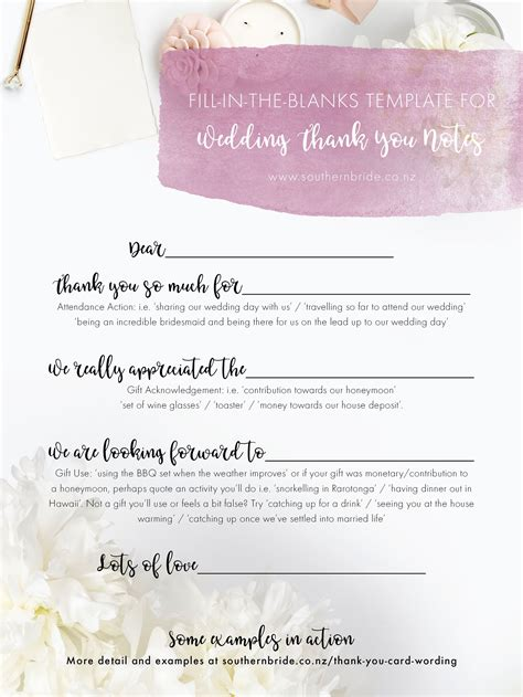thank you cards for dinner template 7 thank you card wording ideas a template to make