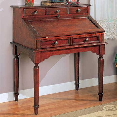 Secretarial Desk Desk The Flat Decoration