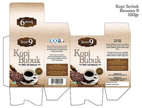 desain kemasan label gallery re desain label untuk kemasan kopi bubuk