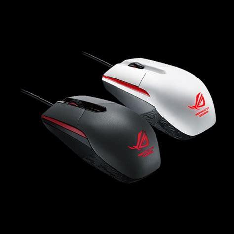 Termurah Asus Rog Sica Gaming Mouse White Color asus rog sica black ergonomic ambidextrous optical moba