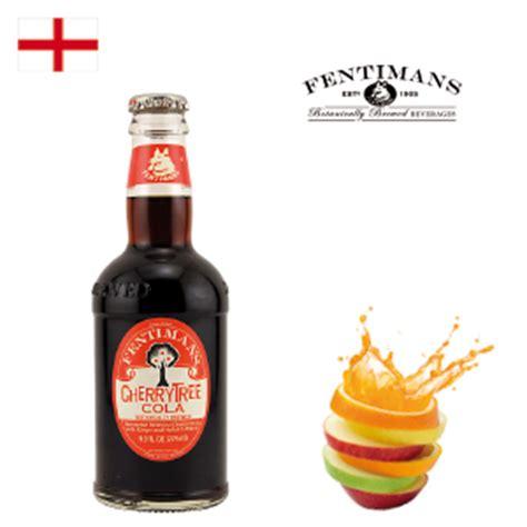 fentimans cherrytree cola nealko drinkonline cz