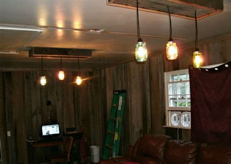 wooden ladder light fixture light fixtures design ideas