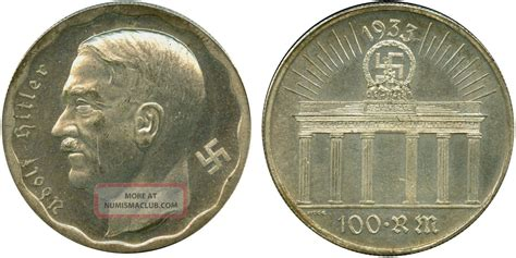 the third reich in 100 objects a material history of germany books germany third reich 100 reichs coin 1933 adolf
