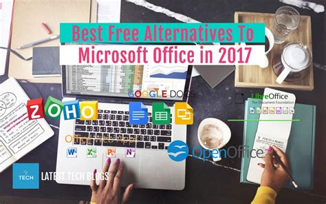 Alternatives To Microsoft Office by Best Free Alternatives To Microsoft Office In 2017