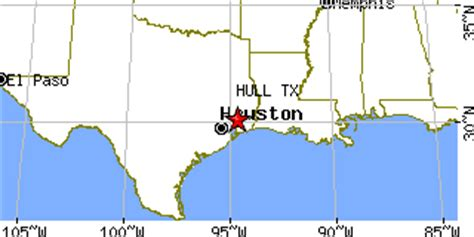 hull texas map hull texas tx population data races housing economy