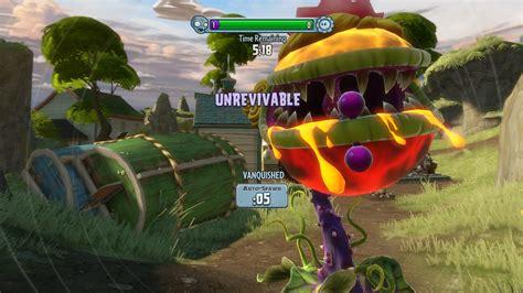 plants vs zombies garden warfare review free ps4
