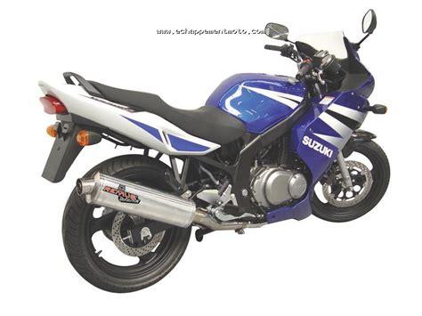 Suzuki Gs 500 F Echappement Moto Suzuki Gs 500 F