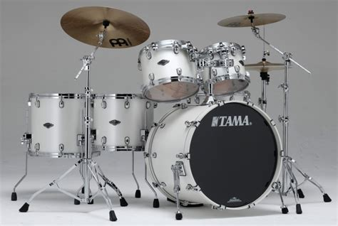 Drum White No Brand 18 tama starclassic performer b b shell pack 5