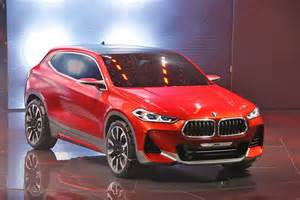 X2 Bmw Bmw Serves Up X2 Concept New Gran Turismo I3 In