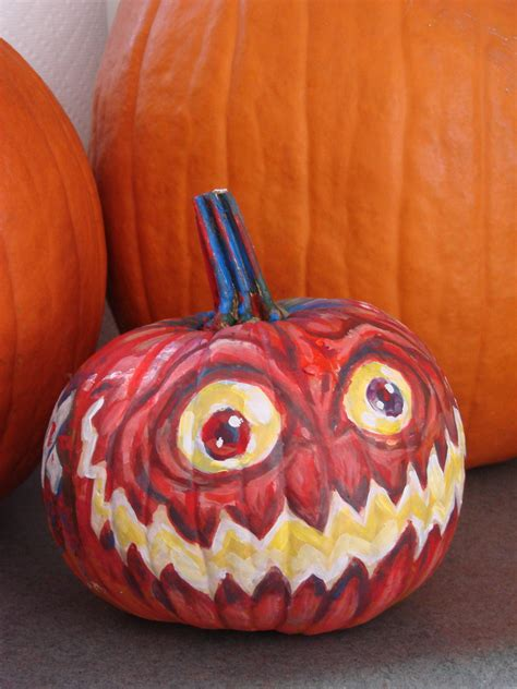 pumpkin paintings pumpkin painting 1 by timshinn73 on deviantart