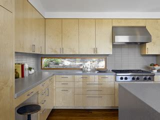 speisekammer vorhang mill valley house modern kitchen san francisco by