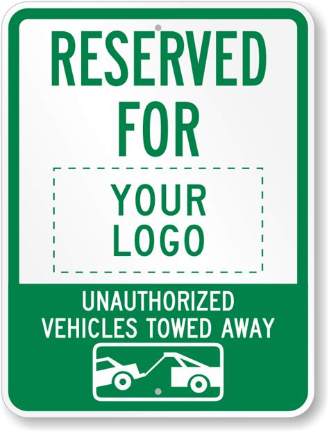 reserved parking signs template large no parking signs custom stock templates