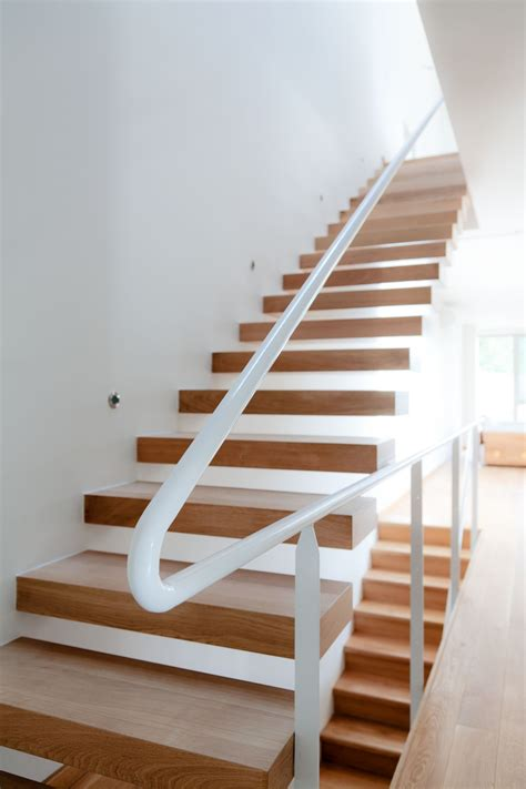 modern house stairs design contemporary wooden house design larix home building furniture and interior design
