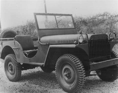 Jeep Ma 1941 Willys Ma Jeep