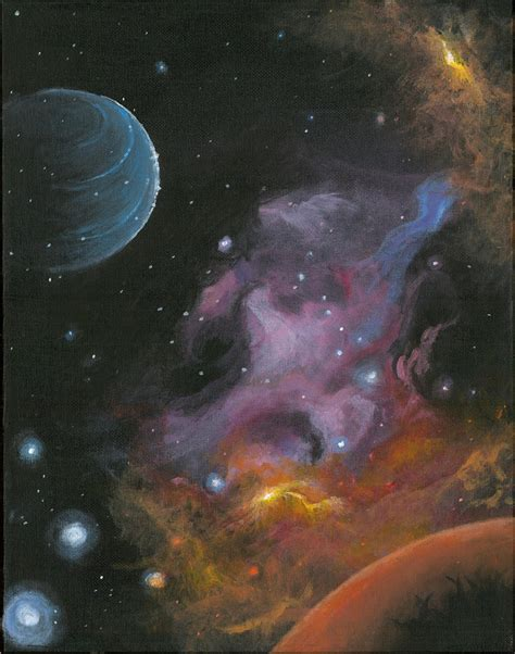 acrylic painting space nebula painting acrylic page 4 pics about space