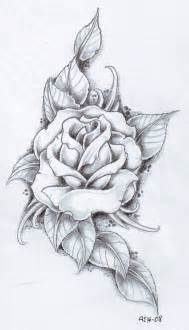 Tattoo collection rose