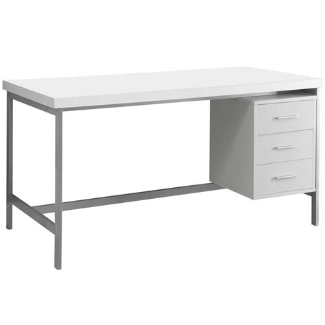 60 Office Desk by Hollow Office Desk 60 Inch In Desks And Hutches