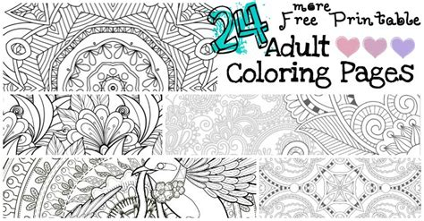 coloring books for adults huffington post 24 more free printable coloring pages nerdy mamma