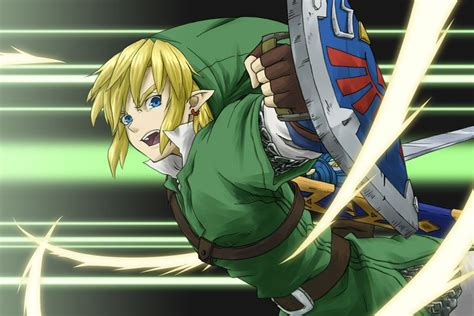 9 Anime Link by Anime Style Link Fan Legend Of