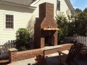 brick fireplace in birmingham al birmingham landscaping