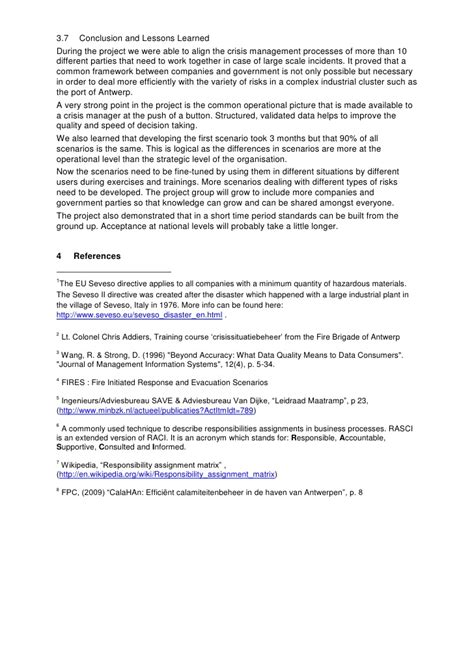 Crisis Management Essay by Unified Emergency Management Paper