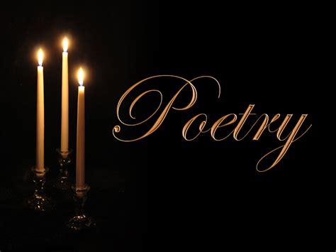 The Of Poetry poetry thoughts tales