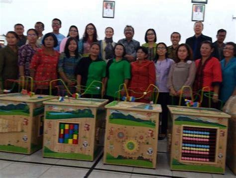 Mainan Edukatif Five In One omochatoys produsen mainan dan alat peraga edukatif