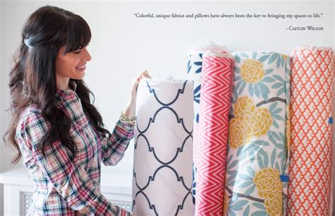 fabric pattern designer jobs interior and textile designer caitlin wilson the everygirl