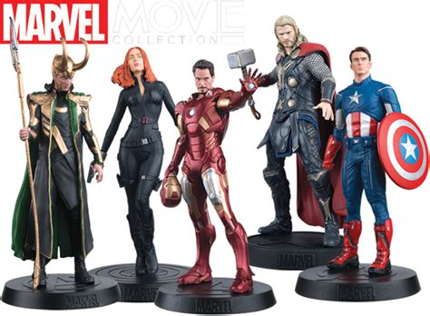 marvel film chronology marvel movie collection comic heroes eaglemoss
