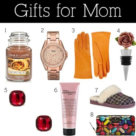 cool 15 unique christmas gifts for moms personalized