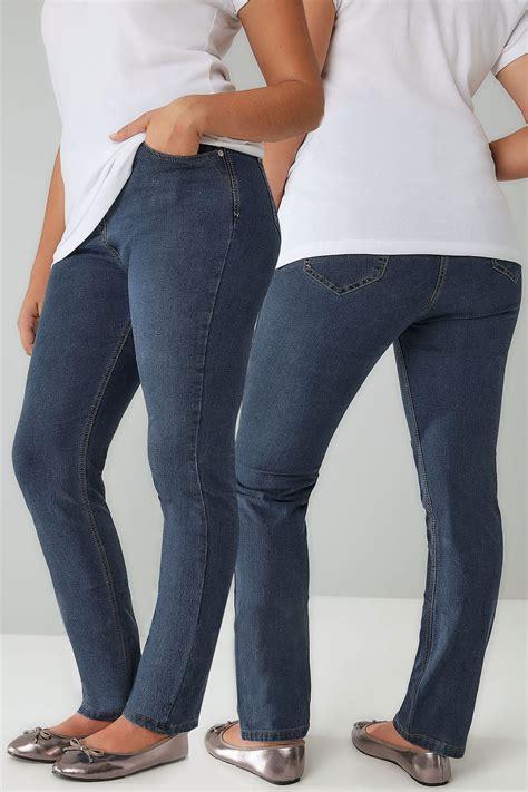 Leg 200 Medium Size Ekman Grab Sler Bottom Grab Sler blue vintage wash leg ruby plus size 16 to 30