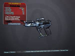 Bl2 Infinity Borderlands 2 Weapons Workshop Updated Page 19
