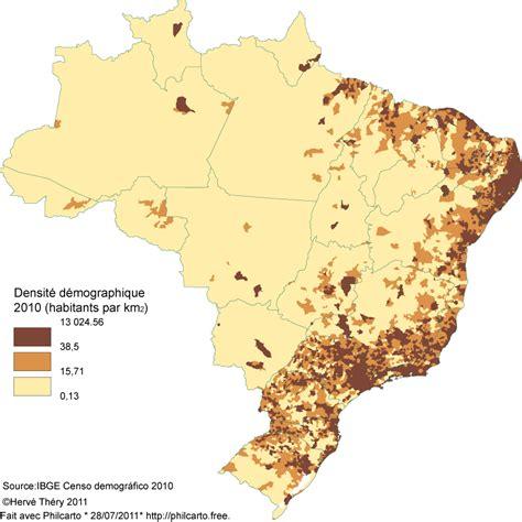 11 foyer de population du nouveau sur la population du br 233 sil en 2010 braises