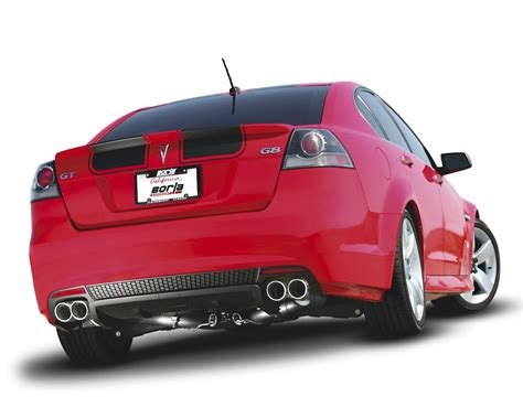 Pontiac Exhaust pontiac exhaust systems performance exhaust borla exhaust