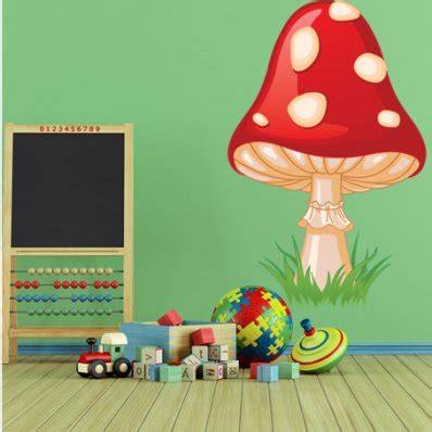 wandtattoo kinderzimmer pilze wandtattoos folies wandsticker pilz