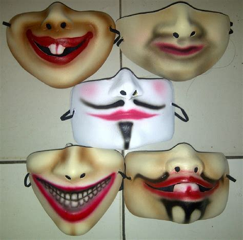 Masker Wajah Topeng jual masker motor topeng unuk antik termurah masker motor lucu dan murah masker anti debu